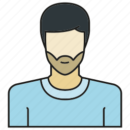 avatar, face, human, man, people, person, profile icon