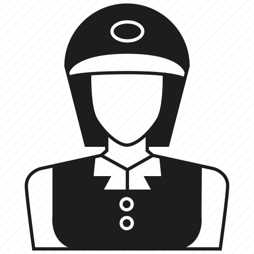 avatar, people, person, profile, service, staff, woman icon