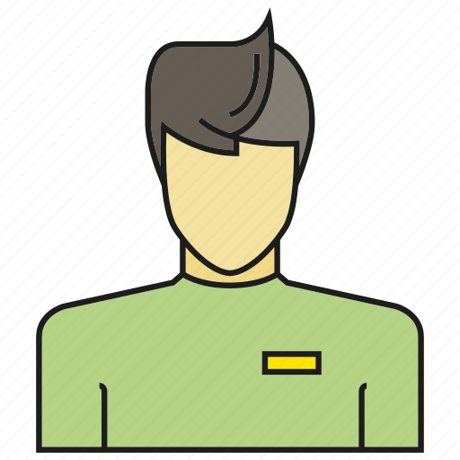 Profile, people, face, person, avatar, human, user icon