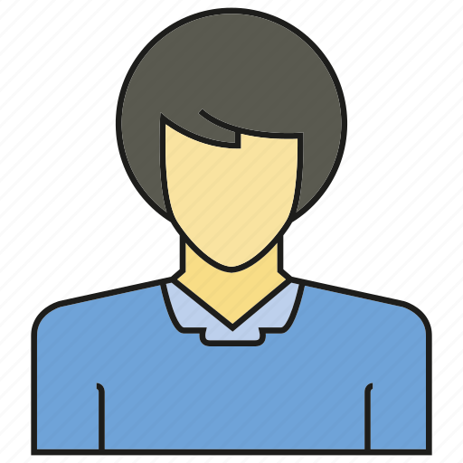 Avatar, character, human, people, person, user, woman icon - Download on Iconfinder