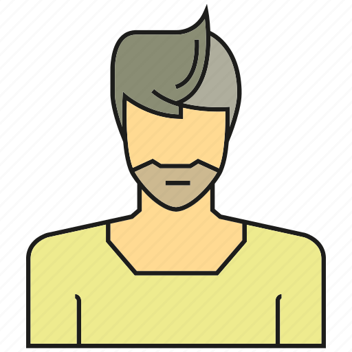 Avatar, face, human, people, person, profile, user icon - Download on Iconfinder