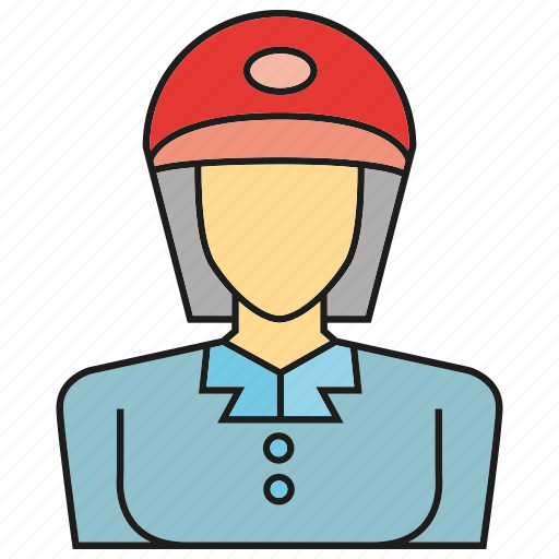 Avatar, face, human, people, person, service, woman icon - Download on Iconfinder