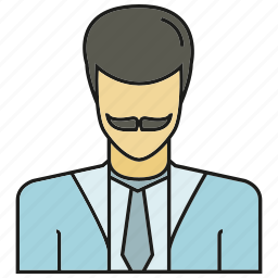 avatar, face, human, old, people, person, profile icon