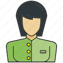 avatar, face, human, people, person, profile, woman