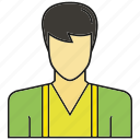 avatar, human, man, people, person, profile, user icon