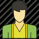 avatar, human, man, people, person, profile, user