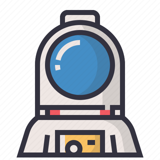 astronaut, astronomy, avatars, character, man, profession, user icon