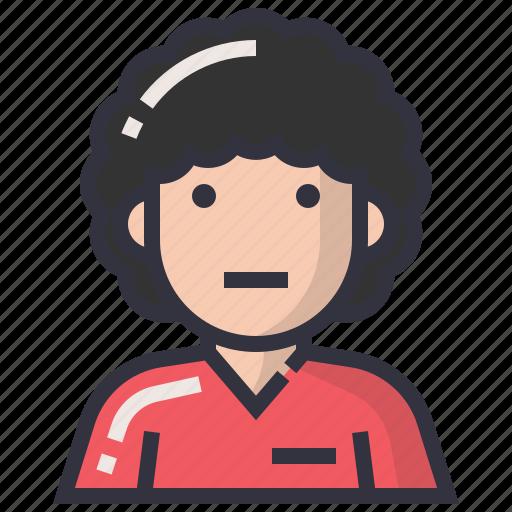 avatars, character, man, person, profession, profile, user icon