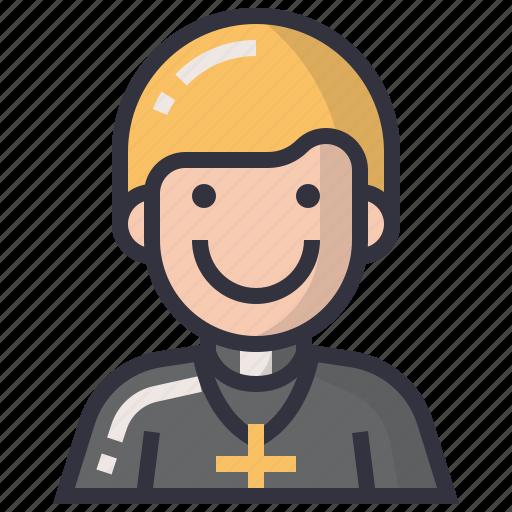 avatars, character, human, man, people, profession, profile icon