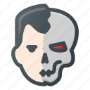 head, sweizeneger, people, robot, arnold, avatar, terminator icon