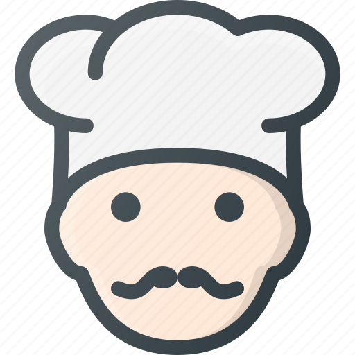 Avatar, cook, head, people, restaurant, shefe icon - Download on Iconfinder