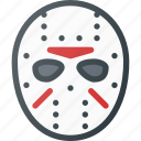 avatar, head, hokey, horror, jason, mask, people icon