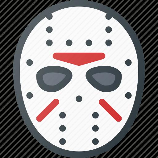 Avatar, head, hokey, horror, jason, mask, people icon - Download on Iconfinder