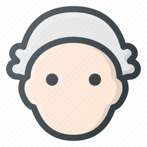 Avatar, head, judge, law, lawyer, people, wig icon - Download on Iconfinder