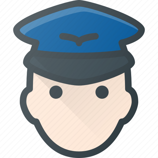 Avatar, head, people, pilot, plane icon - Download on Iconfinder