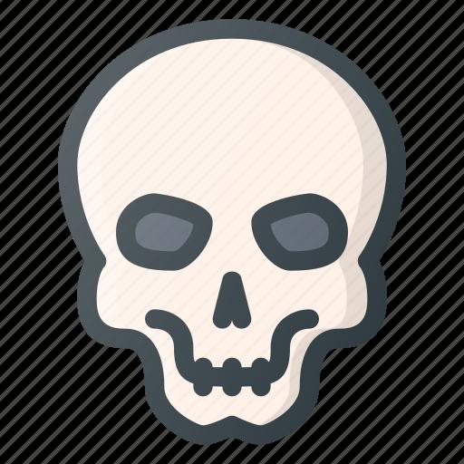 Avatar, head, people, skeleton, skull icon - Download on Iconfinder
