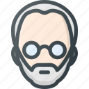 avatar, head, jobs, people, steve icon