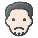 avatar, head, iron, marvel, people, stark, tony icon