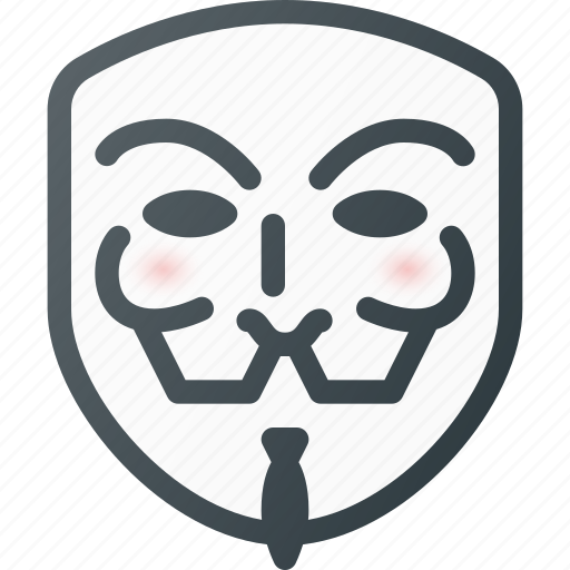 Head, people, vendetta, avatar, v, anonymus icon