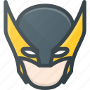 avatar, head, logan, marvel, people, wolverine, xman icon