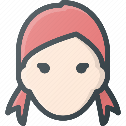 Avatar, female, head, people, woman icon - Download on Iconfinder