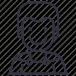 avatar, character, male, man, profession, superhero, user icon