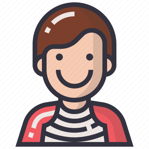 avatars, character, male, man, person, profession, user icon