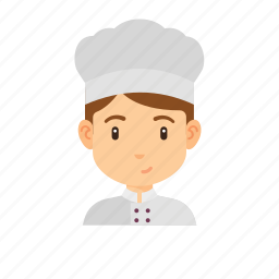 chef, man, occupation, people, restaurant icon