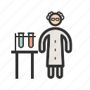 chemist, doctor, healthcare, lab, medicine, pharmacy, test icon