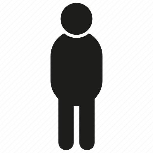 avatar, human, man, people, standing icon