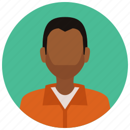 avatar, convict, crime, criminal, man, prisoner, protection icon