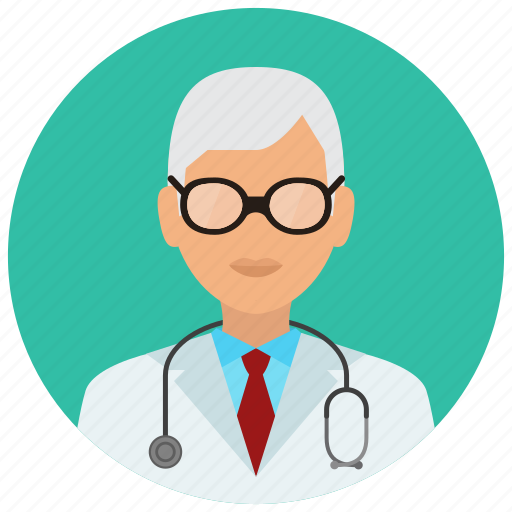 doctor, education, man, medical, medicine, resident, science icon