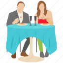 couple dinner, outdoor dinner, outdoor food, picnic, picnic food icon