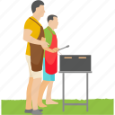 family picnic, family time, friends picnic, outdoor cooking, picnic icon
