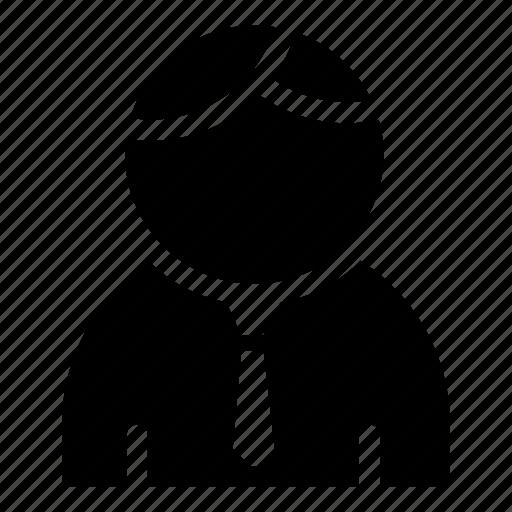 avatar, boy, business man, guy, man, user icon