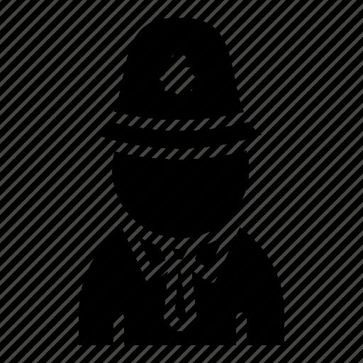 avatar, british, law, man, police, policeman icon