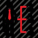 human icon, male, male icon, manager, organization, stickman icon