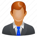 boss, businessman, chief, leader, manager, account, admin, administrator, avatar, business, client, contact, customer, employee, gentleman, human, job, lord, male, man, management, member, moderator, office, people, person, profile, user, users, work, worker