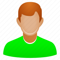 account, avatar, boy, child, client, contact, customer, employee, guy, human, male, man, manager, member, people, person, profile, student, user, users icon