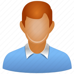 account, avatar, client, contact, customer, human, male, man, manager, member, people, person, profile, user, users icon