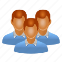 group, user, company, friends, people, staff, team, users, account, accountant, admin, avatar, client, communication, conference, connection, contact, customer, customers, employee, human, management, manager, meeting, member, men, person, profile, social, social network, student