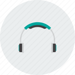 earphones, listen, sounds, tools, volume icon