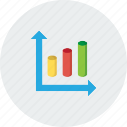 analyses, chart, diagram, graph, statistics icon