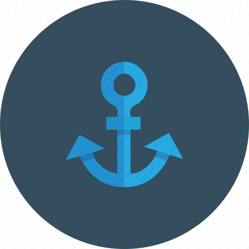 aide, anchor, help, link, url icon