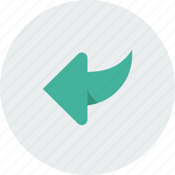 arrow, arrows, bottom, down, green, left icon