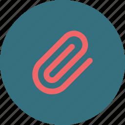 attachment, document, files, mail icon