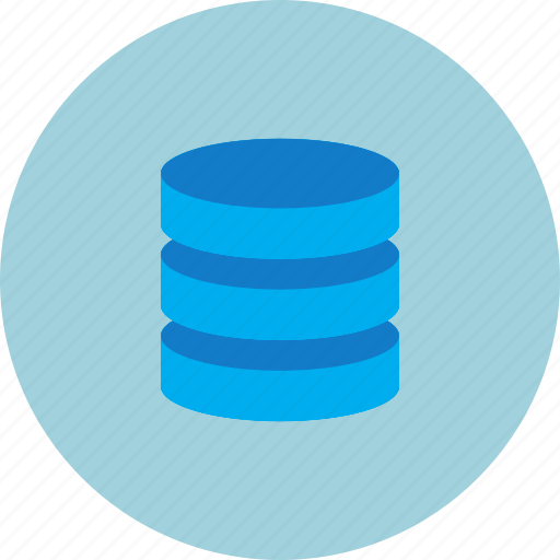 backup, blue, files, server, website icon