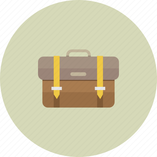 bag, business, office, portfolio, work icon