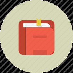book, books, document, file, list icon
