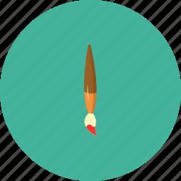 art, brush, brushe, design, dessin, drawing icon